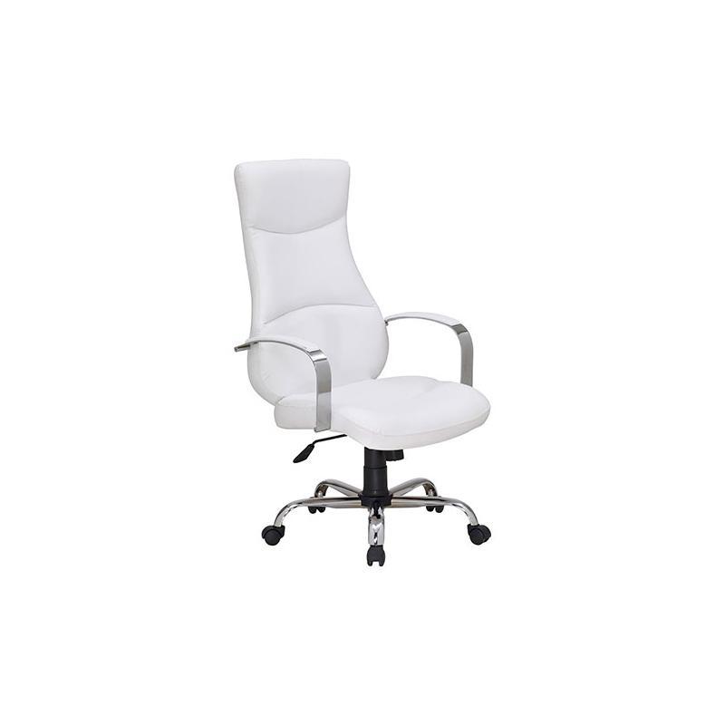 """Διευθυντική καρέκλα """"KADEH CHROME"""""""