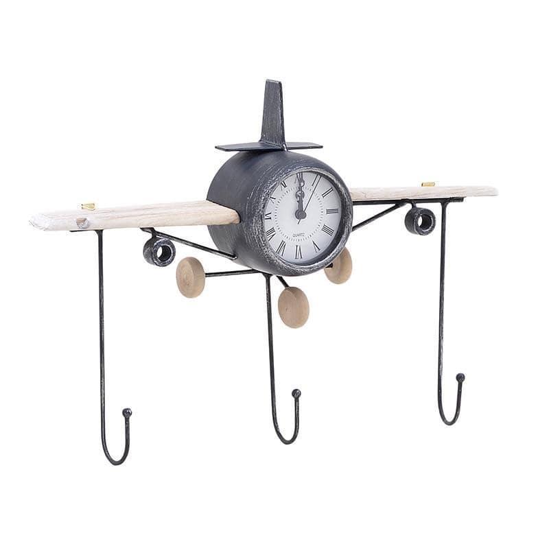 Ρολόι Τοίχου/Κρεμάστρα 0007