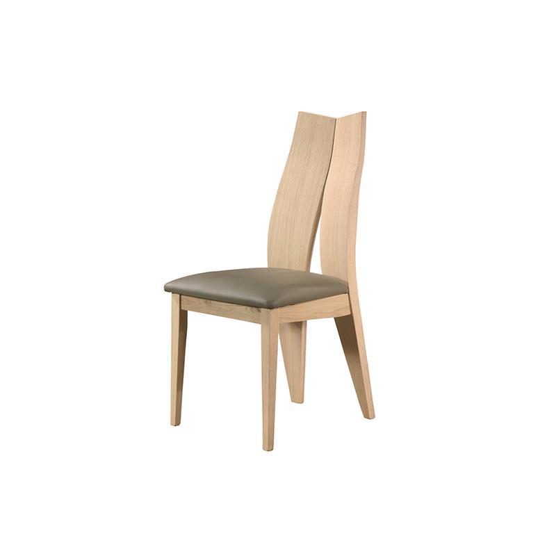 """Ξύλινη καρέκλα """"Amande"""""""