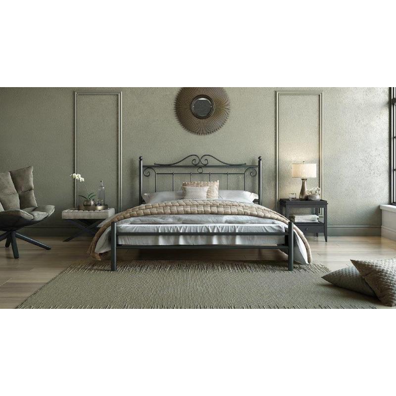 Κρεβάτι Μεταλλικό Λουίζα