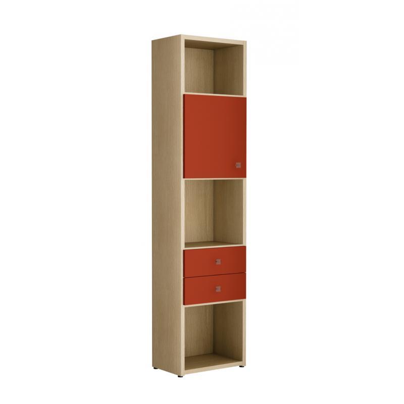 """Βιβλιοθήκη-Ραφιέρα """"book 1"""""""