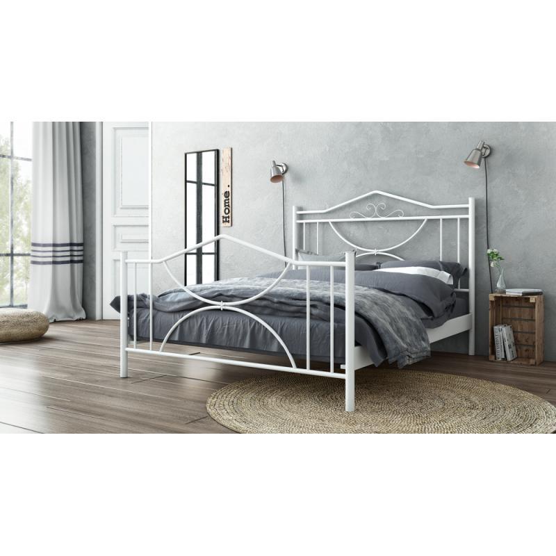 """Κρεβάτι Μεταλλικό """"Καρολίνα"""""""