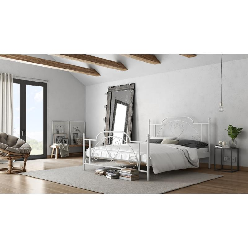 """Κρεβάτι Μεταλλικό """"Κασσάνδρα"""""""