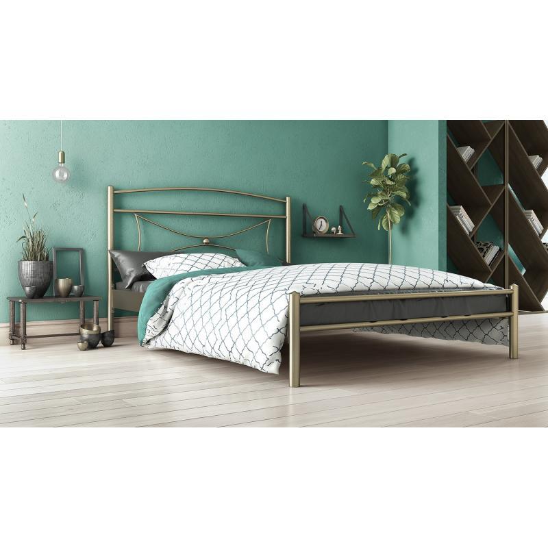 """Κρεβάτι Μεταλλικό """"Κάλλη"""""""