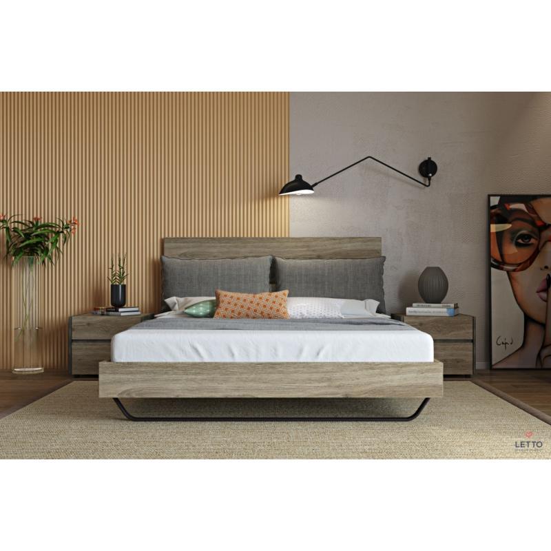 """Επενδεδυμένο Κρεβάτι """"Joy 2"""""""
