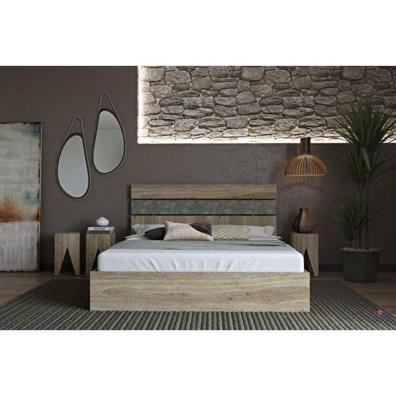 """Επενδεδυμένο Κρεβάτι """"Joy 3"""""""