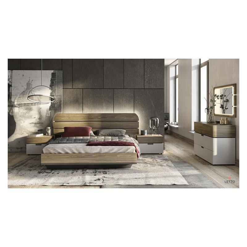 """Ξύλινο Κρεβάτι """"Cosmos"""""""