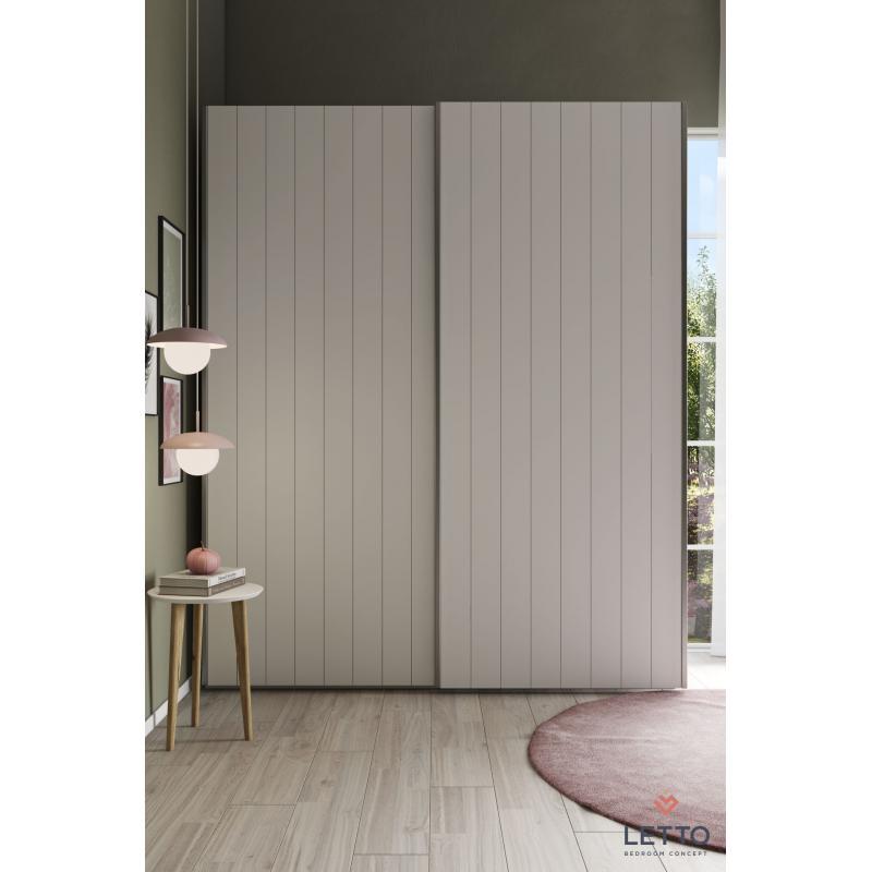 Συρόμενη ντουλάπα Isavella | L.21