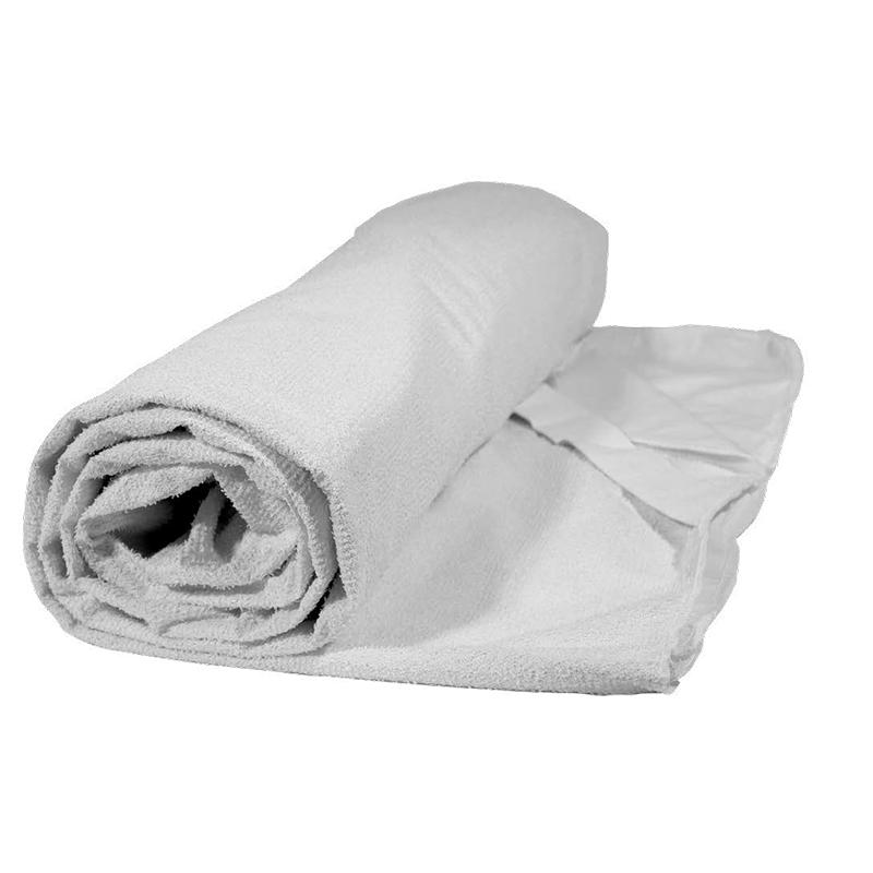 """Προστατευτικό Στρώματος """"Towel με 4 λάστιχα"""""""