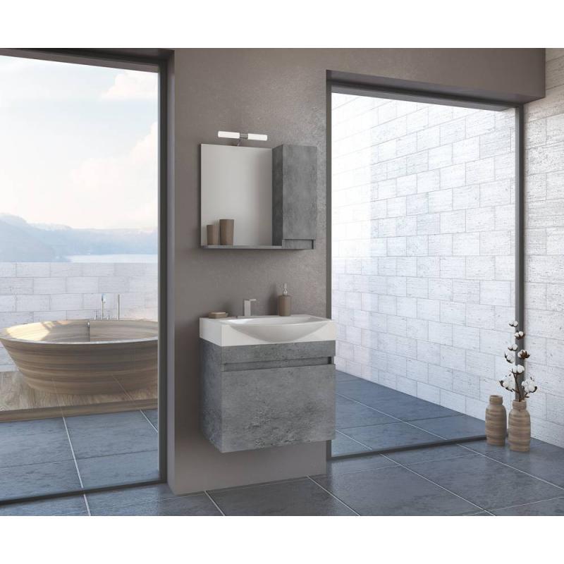SENSO 65 Granite / PL Wood / White