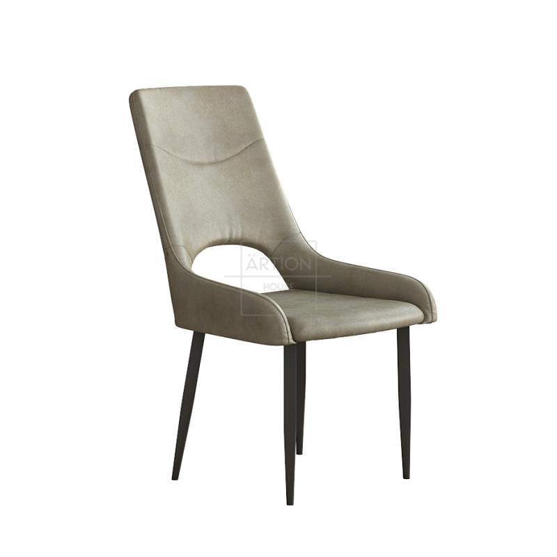"""Μεταλλικό κάθισμα """"Virgo"""""""