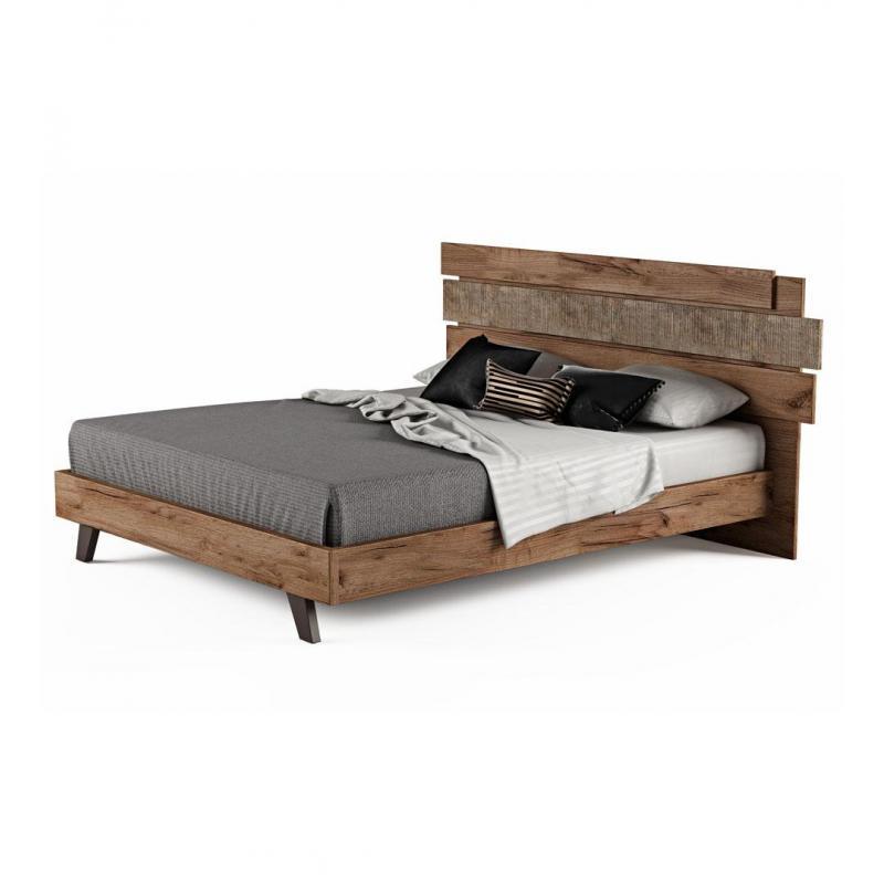 """Ξύλινο Κρεβάτι """"Cicilia 2"""""""