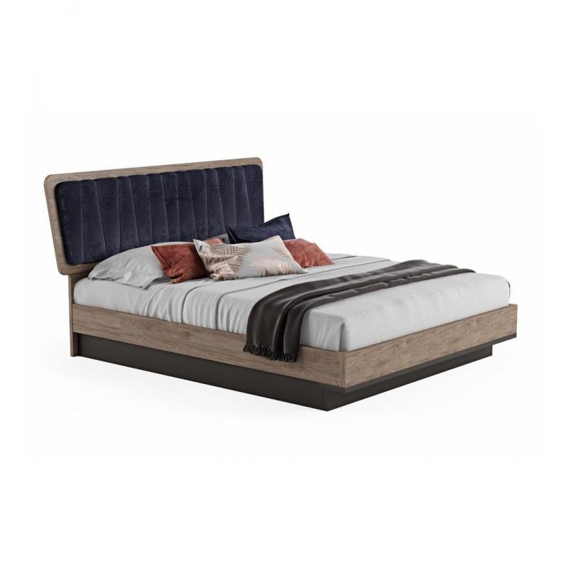 """Ξύλινο Κρεβάτι """"Ritz 2"""""""